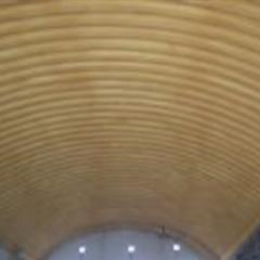 物流园仓库顶棚喷涂顶棚喷涂案例